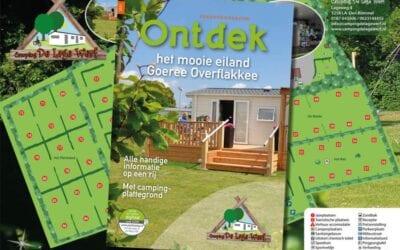 Nieuwe eigen vakantiemagazine 2021 binnen.