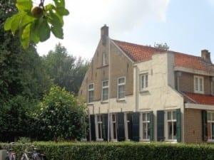 Camping de Lage Werf-Boerderij Zuidzijde, Goeree Overflakkee, Zuid–Holland.