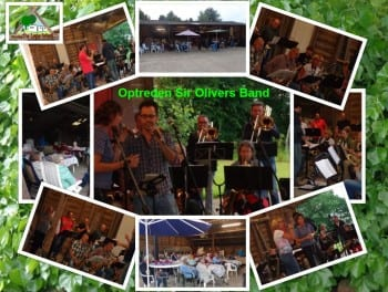 Sir Olivers Band-Camping-de-Lage-Werf