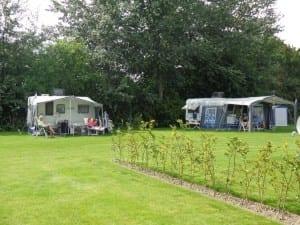 Kampeerplaats Camping De Lage Werf Zuid-Holland