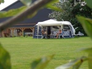 Seizoensplaats omgeving Grevelingen bij Camping De Lage Werf