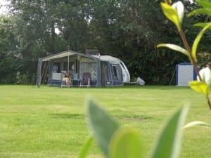 Deelseizoen plaatsen Camping De Lage Werf