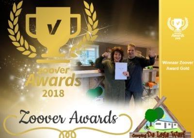 Winnen Zoover Award 2018