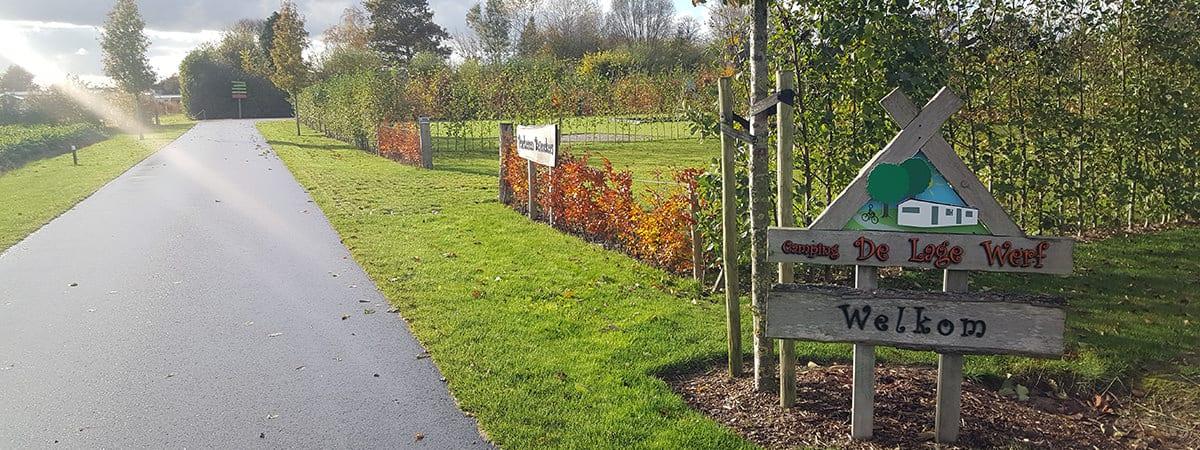 Fiets en wandel prachtige routes door de natuur van Goeree Overflakkee.