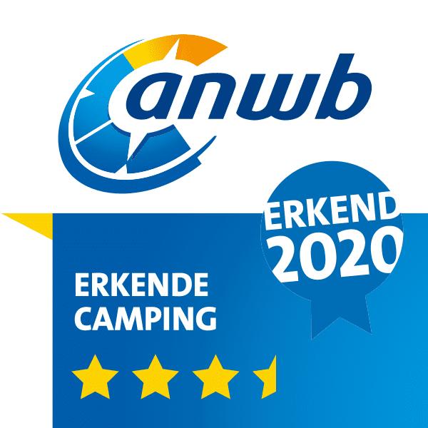 ANWB Kamperen 2020 - Camping de lage werf
